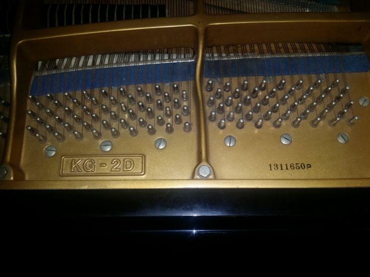 Pianoforte a coda Kawai