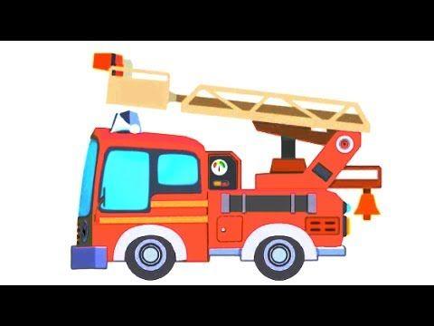 Brinquedos infantil/caminhão de bombeiro/jogos fogo/jogos de bombeiros/D...