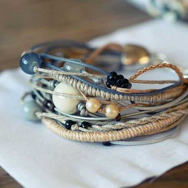 Unique accessories handmade in our home studio /Poland by vzorko