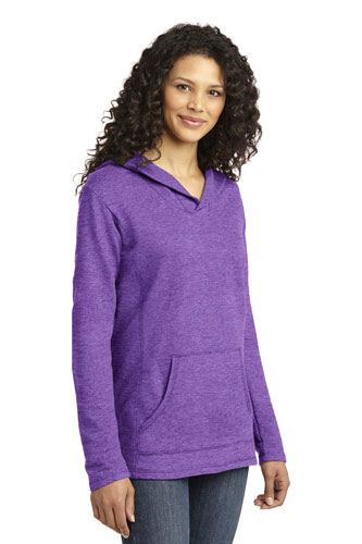 Heathered Purple Hoodie for Women - $29.45 at The Purple Store