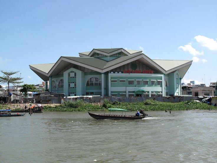 Chợ Long Xuyên