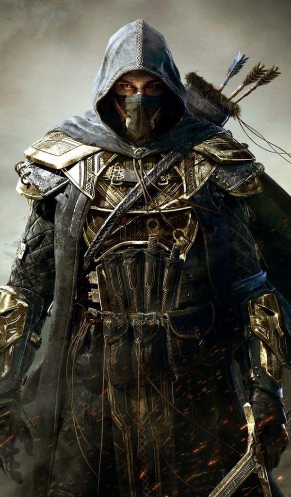 The Elder Scrolls Online Warrior