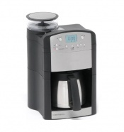 Capresso Coffee Maker, programmable and energy efficient