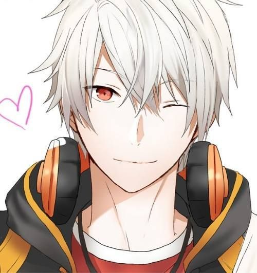 46 Best Images About Anime Guys With Headphones On