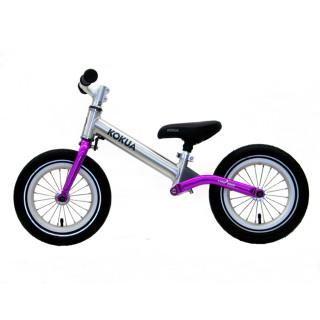 Kokua LikeaBike jumper (малиновый)  — 13900р. ------------------ Беговел Kokua LikeaBike jumper (малиновый) предназначен для обучения катанию на двухколесном велосипеде.  Особенности беговела Kokua LikeaBike jumper: - высокопрочная алюминиевая рама (Al 7005) из овальной трубы; - алюминиевая вилка с подшипниками на рулевой колонке Ahead; - алюминиевые втулки и обода; - стальные велосипедные спицы; - две алюминиевые опоры седла для регулировки высоты; - съемное запатентованное…