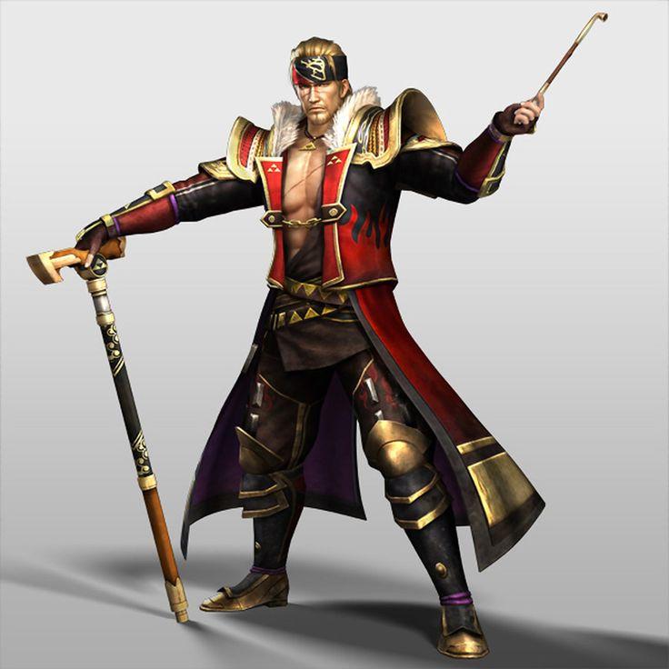 Hojo Ujiyasu | Samurai Warriors 4
