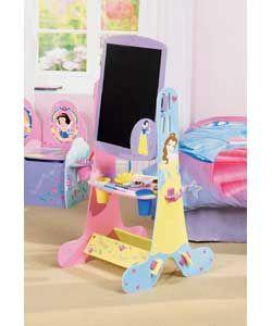 DISNEY Princess Easel  Brightly coloured Disney Princess design double-si  http://www.comparestoreprices.co.uk/childrens-furniture/disney-princess-easel.asp  #disney #disneyfurniture #kidsfurniture #childrensfurniture