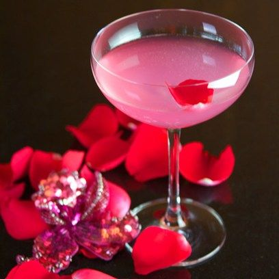 This gin cocktail is pretty as a picture with flavours of rose and lychee. Explore all our cocktail recipes.