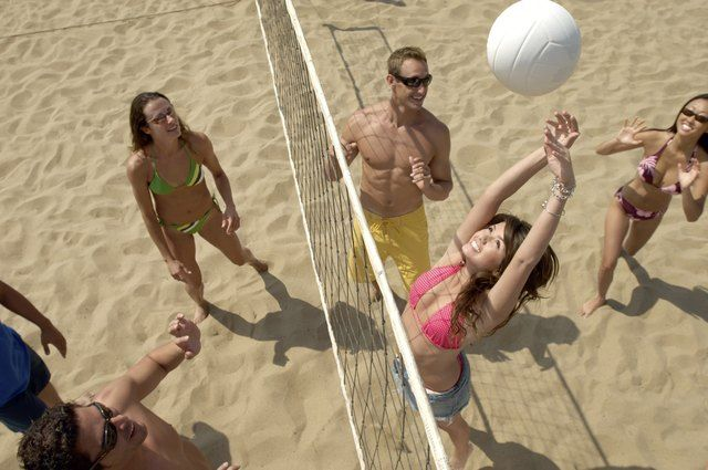 How To Make Your Arms Not Hurt During Volleyball Beach Volleyball Volleyball Arm Workout