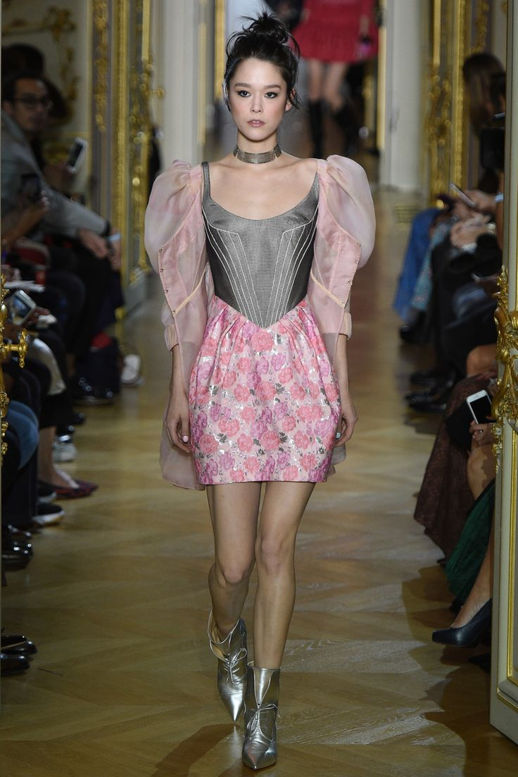 Ulyana Sergeenko | Коллекции весна-лето 2016 | Париж | VOGUE