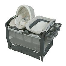 Graco Pack N Play Playard With Snuggle Suite Portable