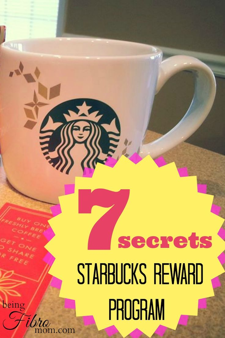How to earn stars the easy way to earn free Starbucks treats and beverages the fast way with secrets to the Starbucks loyalty rewards program!