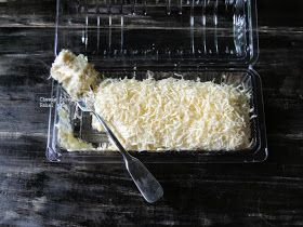 Cheese Sponge Cake Ncc