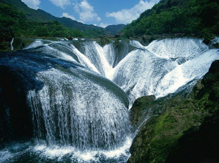 The Yang Tse Kiang River