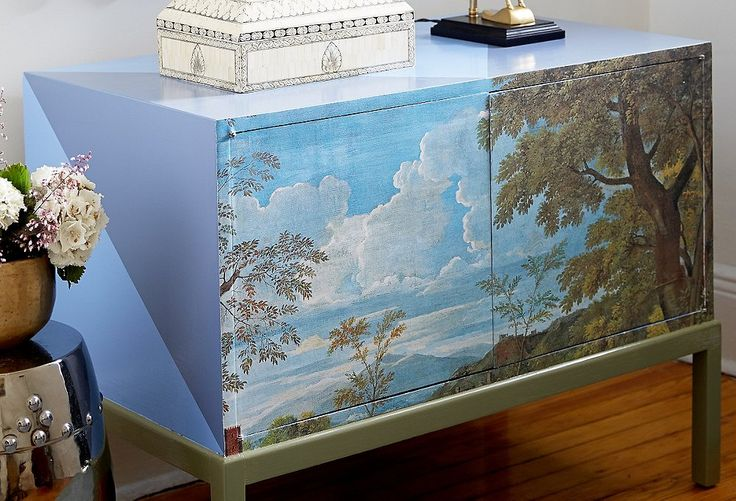 How to Transfer Your Favorite Image onto… Furniture!