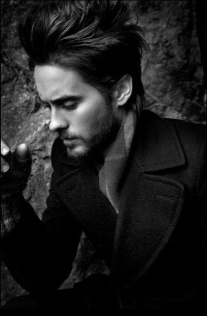 Jared Leto. Loved him since the Jordan catalano days. This is the real thing.