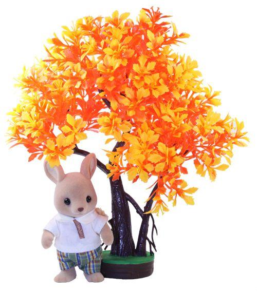 Деревья и цветы для Sylvanian families на сайте mamau.ru