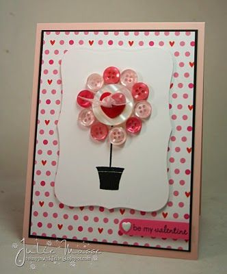Cute Pink Valentine by @Julie Forrest Forrest Forrest Forrest Forrest Masse