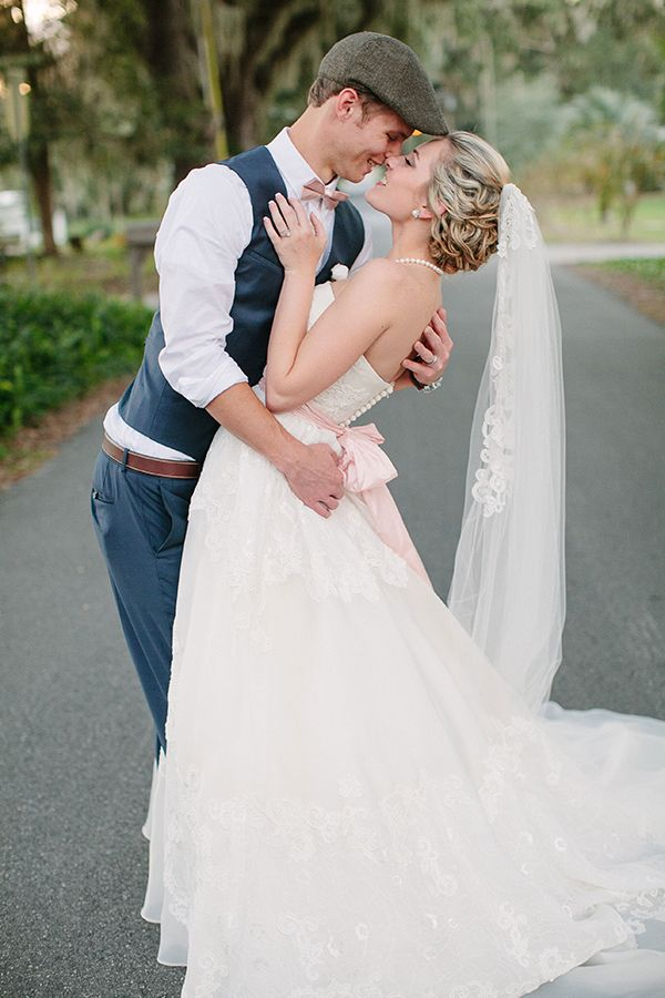 At Home Florida Wedding By Kt Crabb