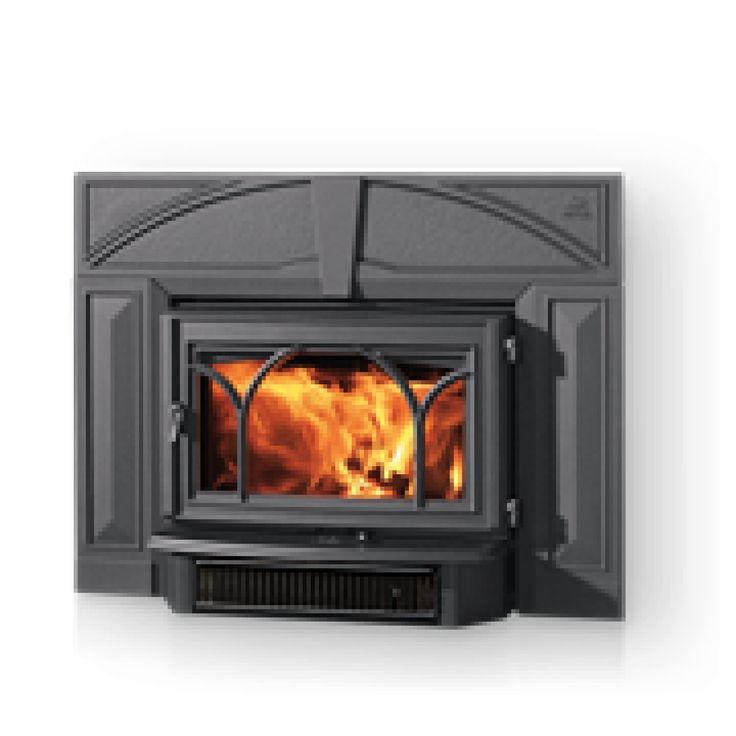 Best Wood Fireplace Inserts Ideas On Pinterest Fireplace