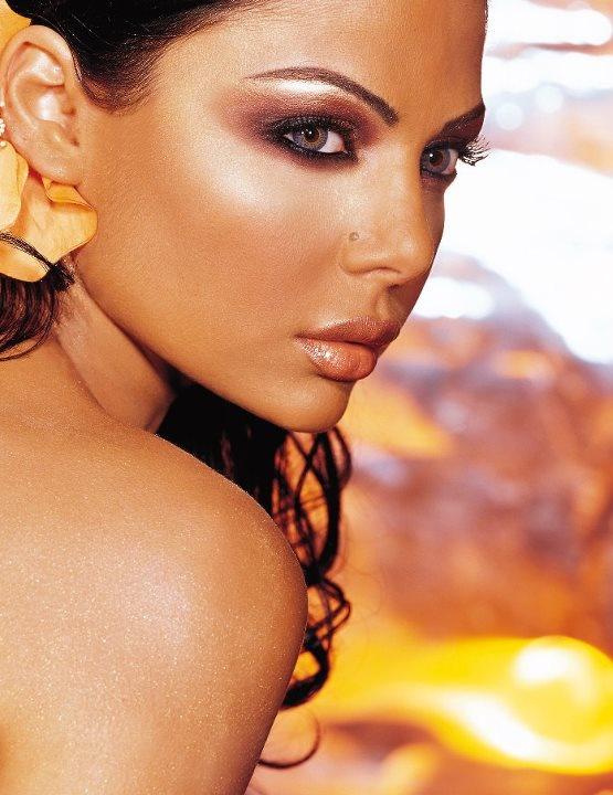 maquillage libanais 35 - Maquillage Libanais Mariage