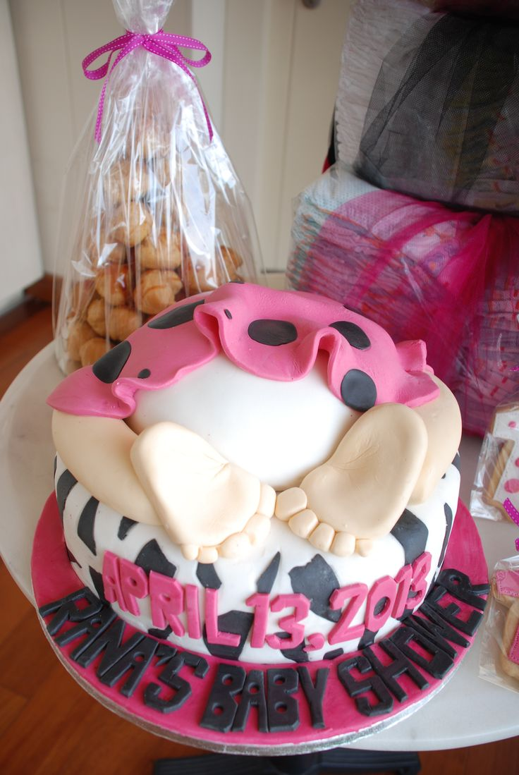 Getting Ready For A Baby Girl And Hosting A Baby Shower