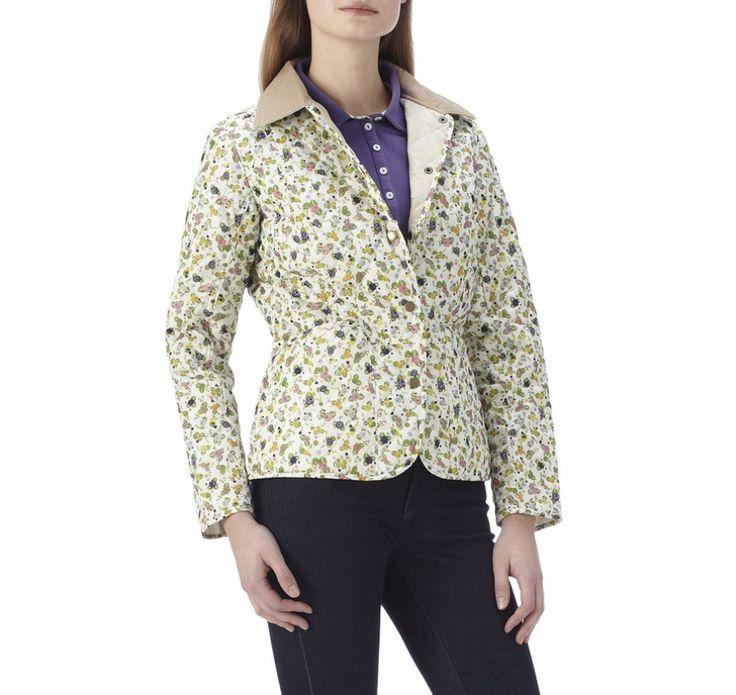 Cazadora Mae Summer estampado floral Barbour | Outlet Online de Ropa de Marca de Hombre y Mujer