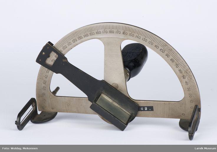 Peileinstrument @ DigitaltMuseum.no