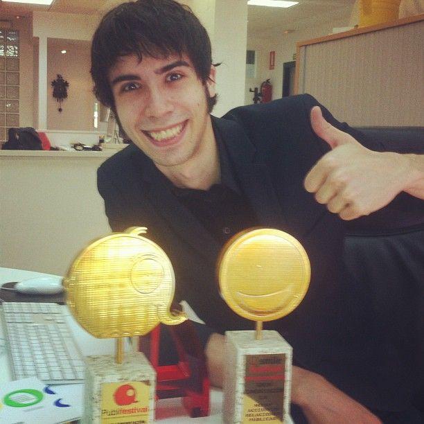#holasoytuhigado #soytuhigado #awards #ASPID #oro #publifestival #medicaleconomics #eventoplus #smilefestival #franfun
