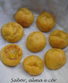 sabor, alma e côr: Pãezinhos de Queijo Vegan