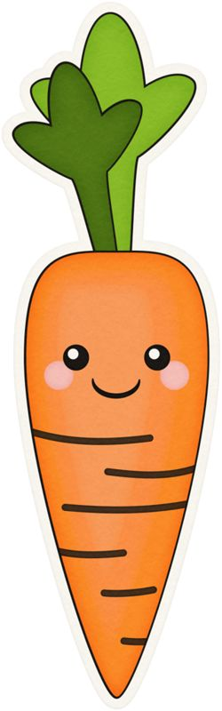 This carrot just looks like the kind of silly thing you would find funny and roll on the floor, laughing