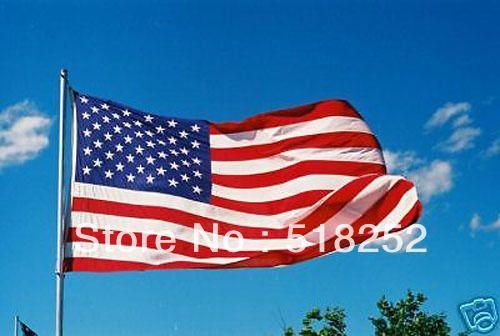 США США флаг США Американский Национальный Флаг 150 х 90 см 3x5ft, бесплатная доставка