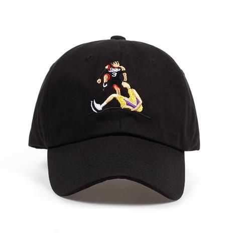 2018 new arrival playing basketball embroidery dad hat unisex fashion baseball  cap men fashion sports hats women new casual caps ed93582f3880