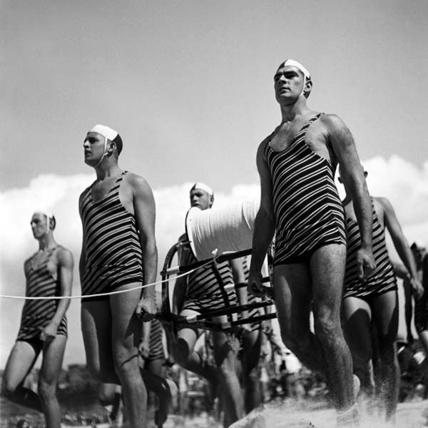 126 best OLD AUSTRALIA images on Pinterest | History, South wales ...  Pinterest600 × 600Search by image  Photograph of Freshwater Surf Life Saving Club reel team marching past, Bondi Beach, taken