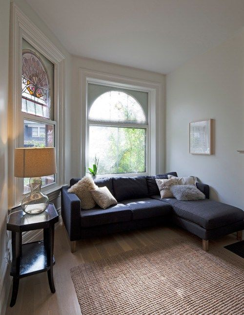 how to see find small living