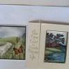 How to Make a Stamp Landscape. I love this! Can't wait to give it a try....