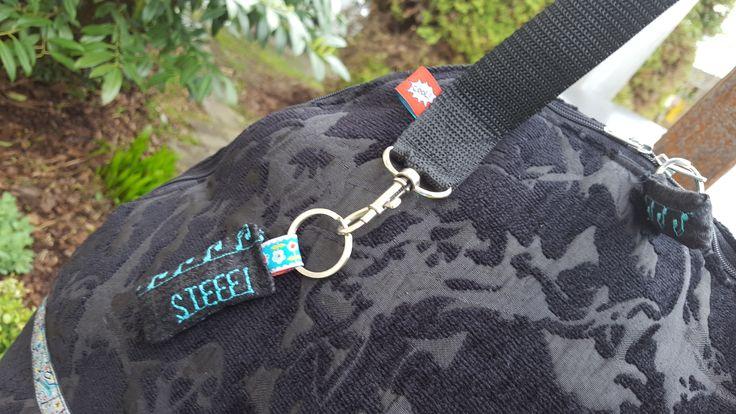 Woche 9 Bogentasche für Freundin Steffi