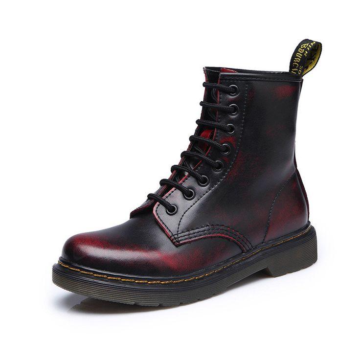 Tamaño grande 44 Mujer Botines Genuino de la Alta top Botas de Tacones de Las Mujeres Masculinas de Cuero Forrado Zapatos Blancos para Los Hombres mujeres en Botas de los hombres de Zapatos en AliExpress.com | Alibaba Group