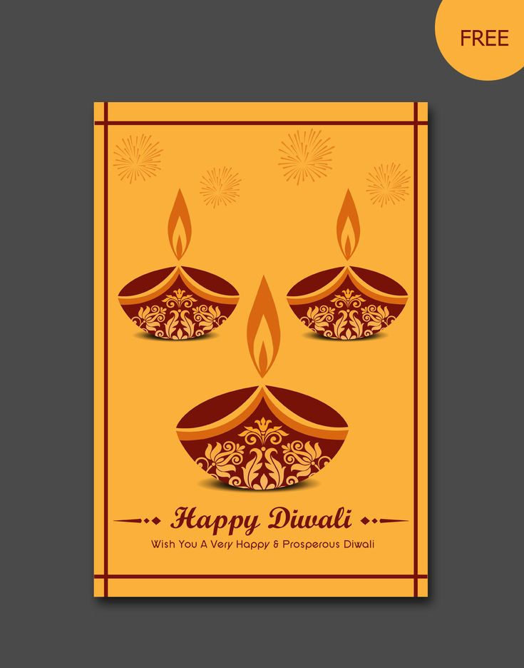 26 best diwali vector templates images on
