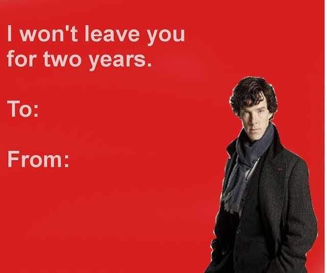 Funny Valentine, Valentines, Valentine Cards, Donu0027t Judge, Funny Things,  Fandom, Sherlock, Embedded Image Permalink, Geek Stuff