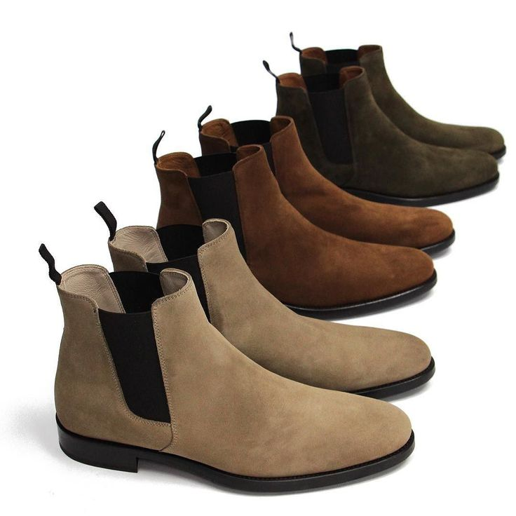 Collection ll Chelsea Boots Available in Tan Cognac & Olive http://ift.tt/1U02klt @orolosangeles