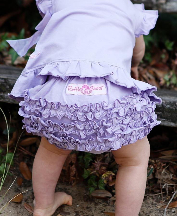 Amazon.com: RuffleButts Baby Girls Lavender Knit Cotton Ruffled Bloomer: RuffleButts: ClothingLittle Girls, Ruffles Butt, Lavender Knits, Baby Girls, Jelly Beans, Diaper Covers, Ruffles Diapers Covers, Cute Clothing, Baby Stuff
