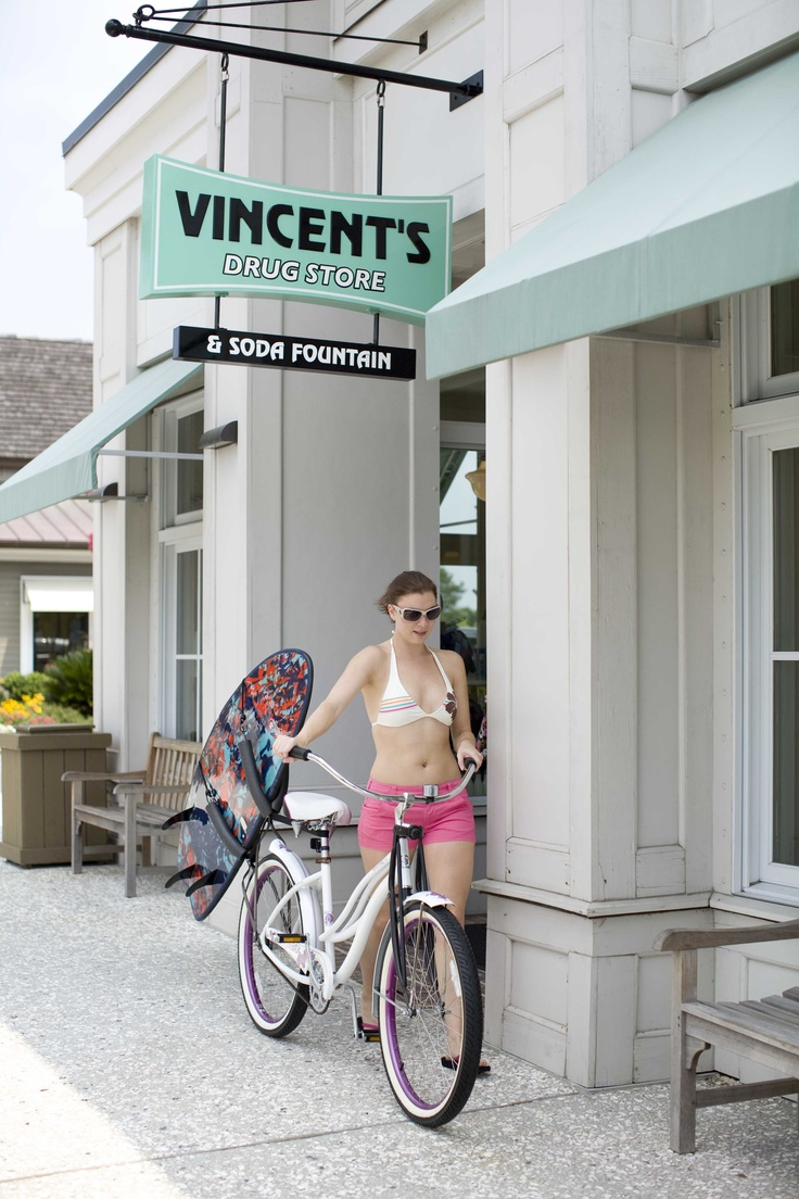 Vincent S Drug Store Kiawah Island Sc