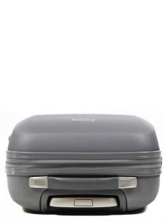valise cabine avion : 143€  http://www.mesbagages.com/bagages/valise-samsonite-583-silver.html