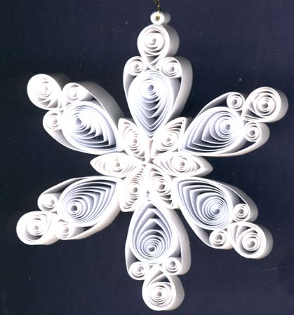 Custom Quilling Supplies: Christmas and Holiday Quilling Patterns                                                                                                                                                                                 More