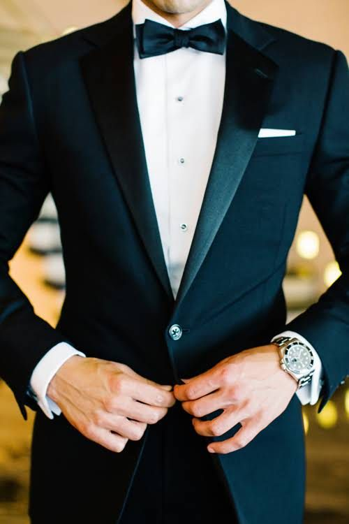 Should the Groom's Tuxedo Match His Groomsmen's Tuxes?