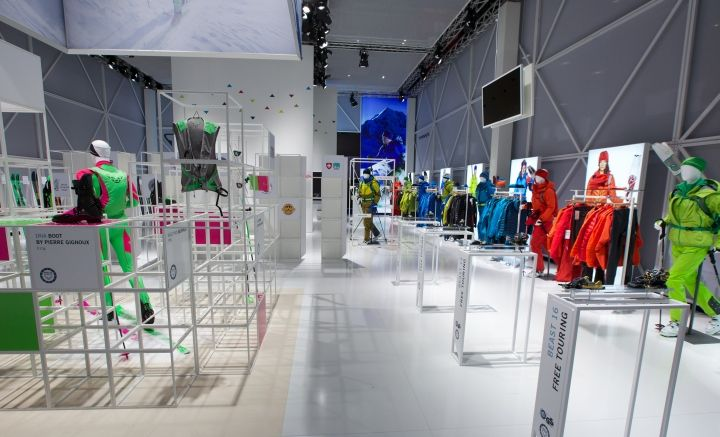 DYNAFIT stand by perfactory at ISPO 2015, Munich – Germany » Retail Design Blog