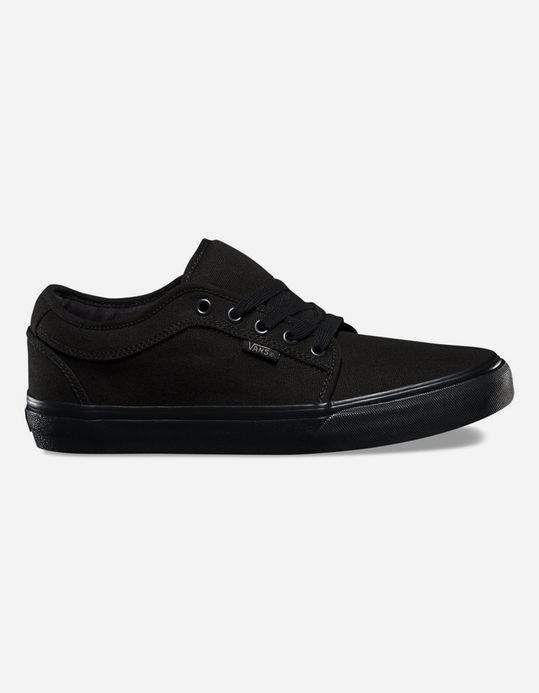 228473814f7dde VANS Chukka Low Blackout Shoes