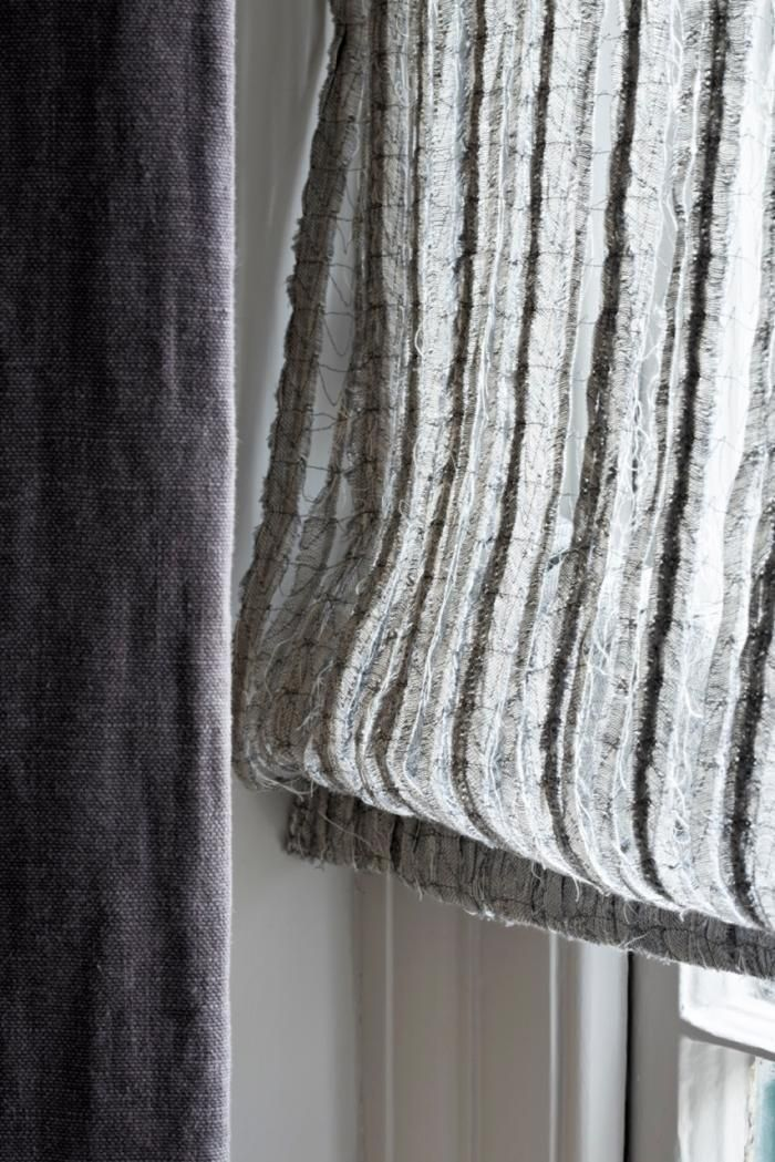 41 best images about window treatments on pinterest for Linen shades window treatments