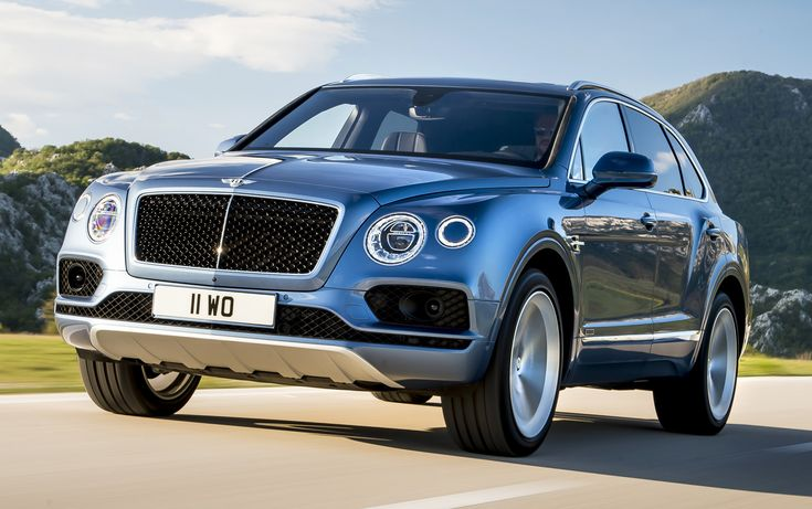 2017 Bentley Bentayga Diesel with a 429-hp electric compressor V-8.Diesel may be a bit on the nose in the United States but elsewhere it's still the fuel of choice. That's why Bentley, one year on from the emergence of the emissions cheating practices of its Volkswagen Group parent, is launching its first diesel in its almost 100-year history. The...